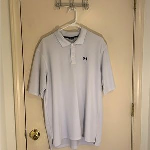 Under Armour Men's Large Golf Polo
